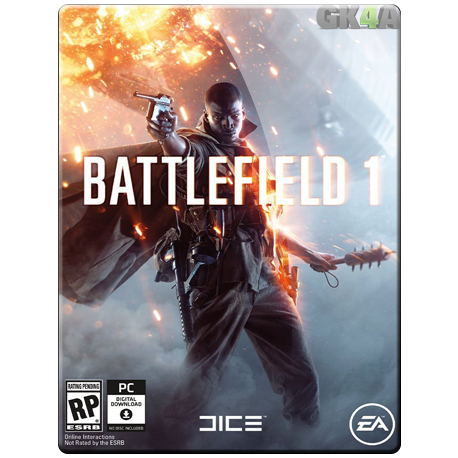 BF1 Battlefield 1 Day One Edition