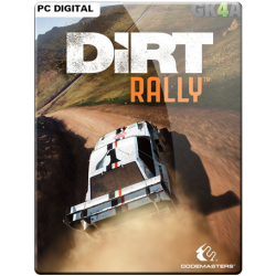 DIRT Rally CD Key - Steam