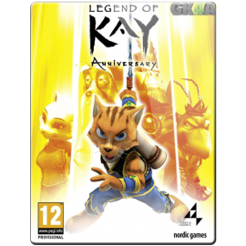 Legend of Kay Anniversary CD Key - Steam