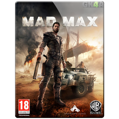 Mad Max CD Key - Steam