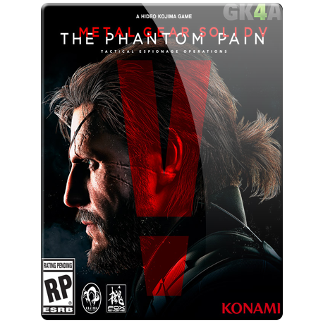 Metal Gear Solid V: The Phantom Pain CD Key - Steam