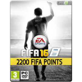 FIFA 16: 2200 FUT Points CD Key