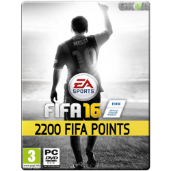 FIFA 16: 2200 FUT Points CD Key - Origin