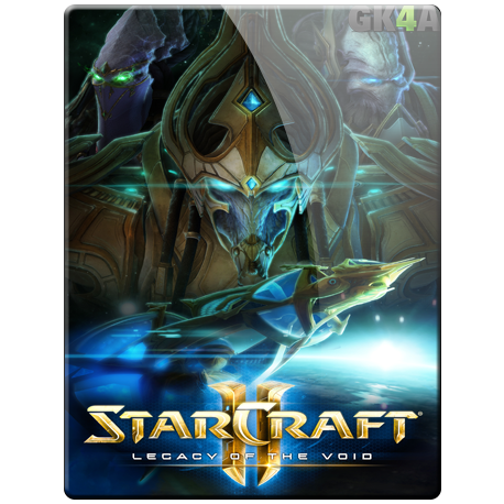 StarCraft 2: Legacy of the Void - Blizzard