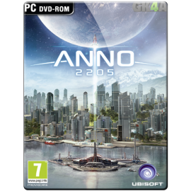 Anno 2205 CD Key - Uplay