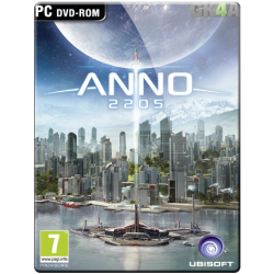 Anno 2205 + Bonus DLC CD Key - Uplay