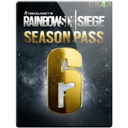 Rainbow Six Siege Season Pass CD Key - UPLAY
