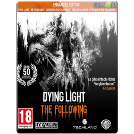 Dying Light The Following EU - UNCUT Enhanced Edition CD Key - Steam
