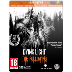 Dying Light The Following ROW Enhanced Edition CD Key - Steam
