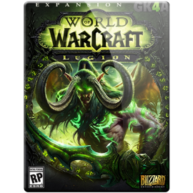 WOW: Legion EU + 100 Lvl Boost CD Key - Blizzard