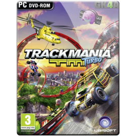 TrackMania Turbo CD Key - Uplay