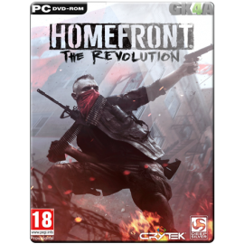 Homefront The Revolution + DLC CD Key - Steam