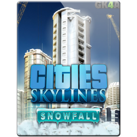 Cities Skylines - Snowfall CD Key - Steam