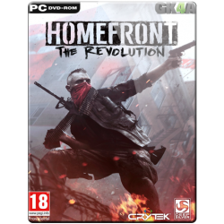 Homefront The Revolution CD Key - Steam
