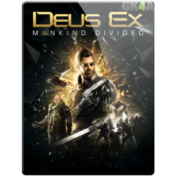 Deus Ex: Mankind Divided + DLC CD Key - Steam