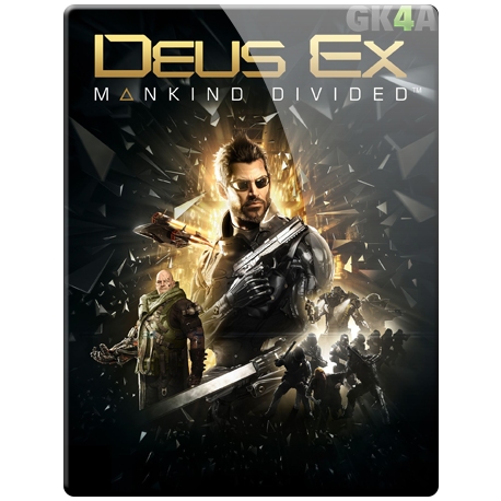 Deus Ex: Mankind Divided CD Key - Steam
