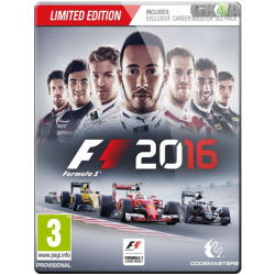 F1 2016 Limited Edition CD Key