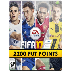 Fifa 17: 2200 Fut Points CD Key