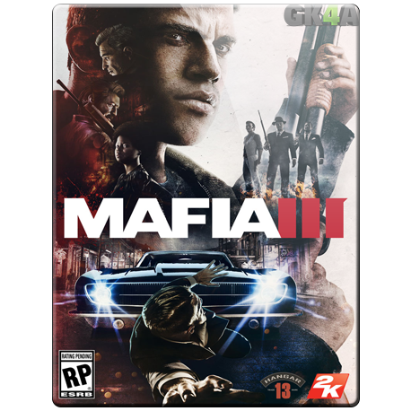 Mafia III Deluxe + DLC CD Key - Steam