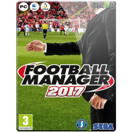 Football Manager 2017 Limited Edition CD Key - Steam