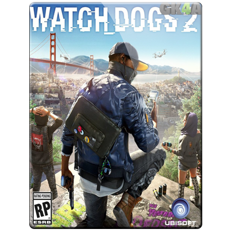 Watch Dogs 2 CD Key - Uplay