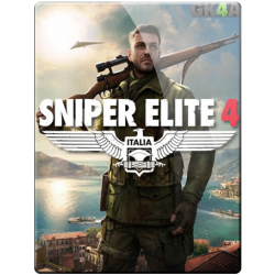 Sniper Elite 4 CD Key - Steam