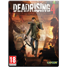 Dead Rising 4 EU CD Key - Steam
