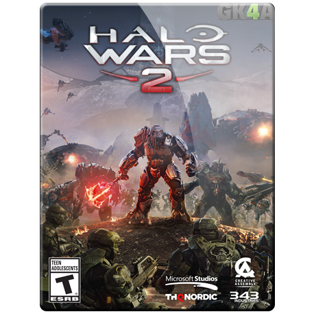 HALO WARS 2 CD KEY - XBOX ONE AND PC