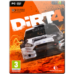 Dirt 4 CD Key - Steam