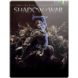 Middle-earth Shadow of War + DLC EU CD Key - Steam