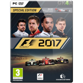 F1 2017 CD Key - Steam
