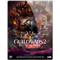 Guild Wars 2: Path of Fire CD Key - NCSOFT