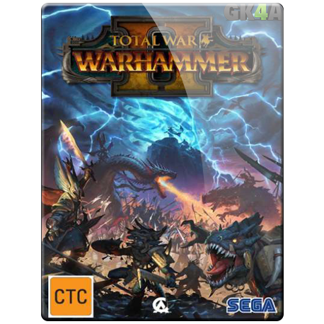 Total War: Warhammer II CD Key - Steam