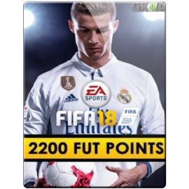 Fifa 18: 2200 Fut Points CD Key