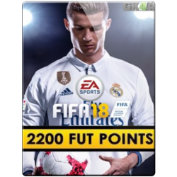 Fifa 18: 2200 Fut Points CD Key - Origin