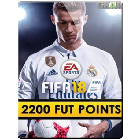 FIFA 18 Ultimate Team 2200 FIFA Points