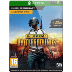 PlayerUnknowns Battlegrounds CD Key - XBOX ONE
