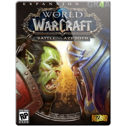 WOW: Battle for Azeroth EU + 110 Lvl Boost CD Key - Blizzard