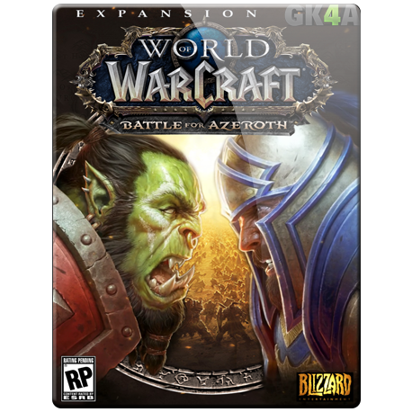 World of Warcraft: Battle for Azeroth EU CD Key - Blizzard