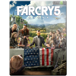 Far Cry 5 EU CD Key - Uplay