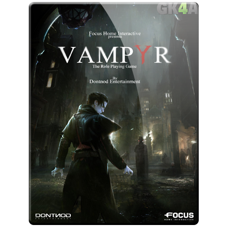 Vampyr CD Key - Steam