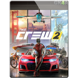 The Crew 2 CD Key - Uplay