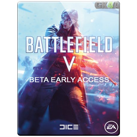 Battlefield 5 Beta Access Key