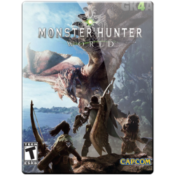 Monster Hunter World EU - Steam