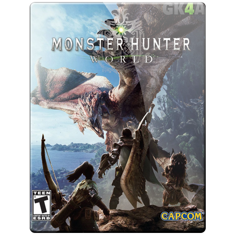 Monster Hunter World CD Key - Steam