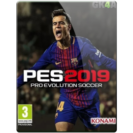 Pro Evolution Soccer 2019 EU Steam