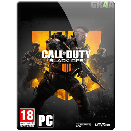 Call of Duty: Black Ops 4 - Blizzard