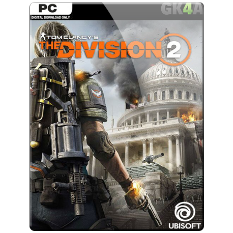 The Division 2 CD Key EU - Uplay