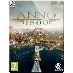 Anno 1800 EU CD Key - Uplay
