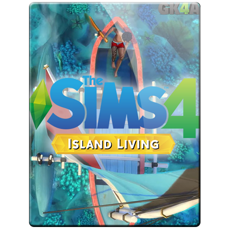 The Sims 4 Island Living - CD Key